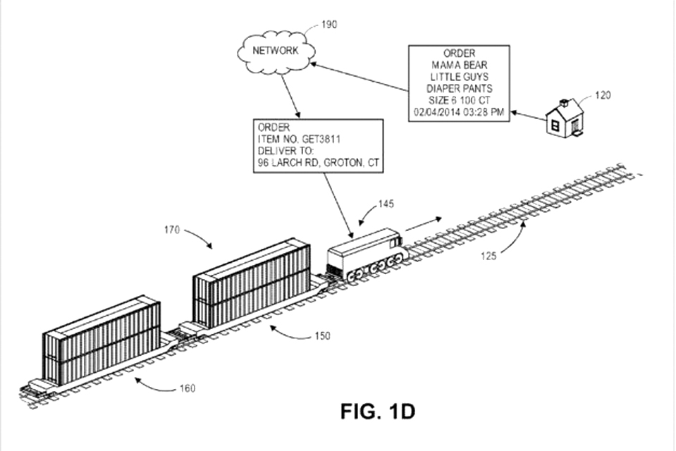MORE ON AMAZON'S MUCH-AWAITED DRONE DELIVERY SYSTEM
