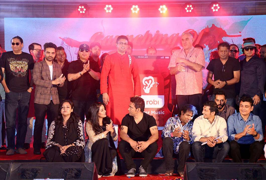 Robi launches Yonder music service