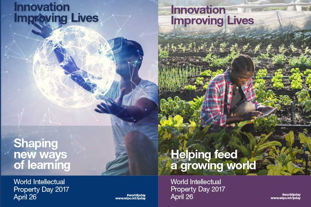 COMMEMORATING WORLD INTELLECTUAL PROPERTY DAY 2017