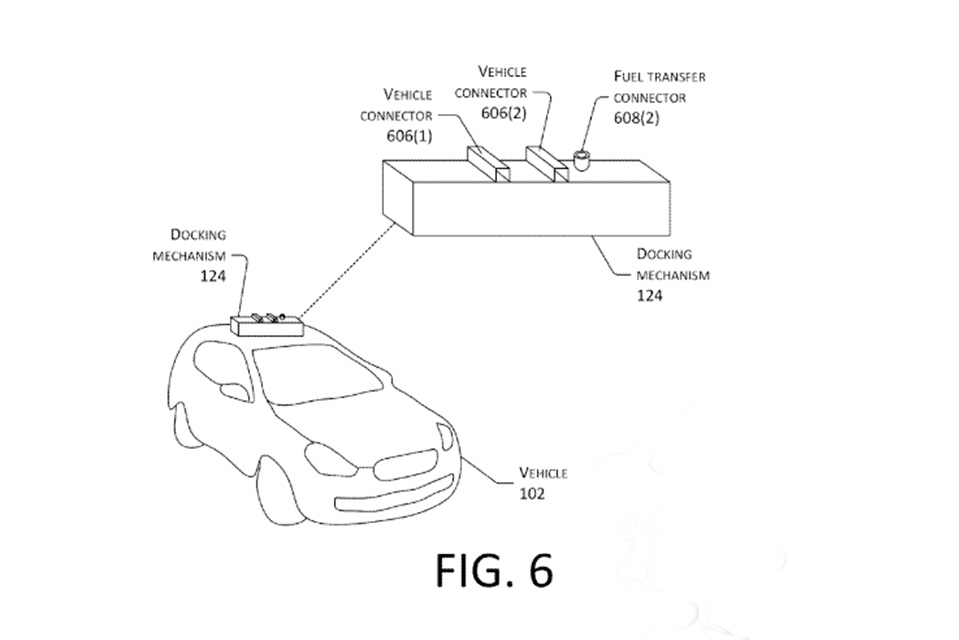 AMAZON'S FLYING DRONE AT YOUR ELECTRIC CAR'S SERVICE