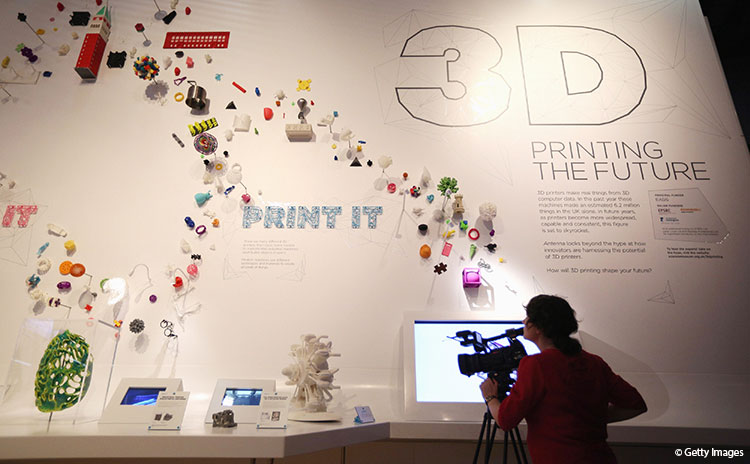 3D: Printing the Future