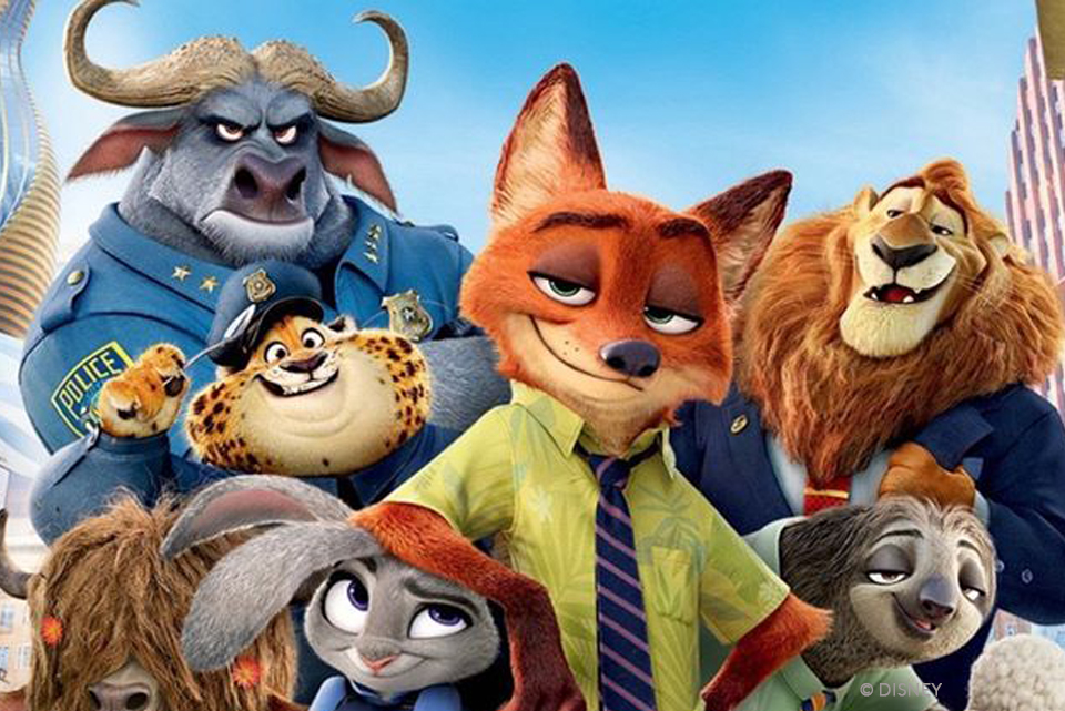 DISNEY GETS SUED FOR COPYRIGHT INFRINGEMENT OVER ZOOTOPIA