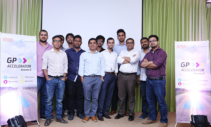 'GP Accelerator' Prepares To Launch Its 2nd Batch