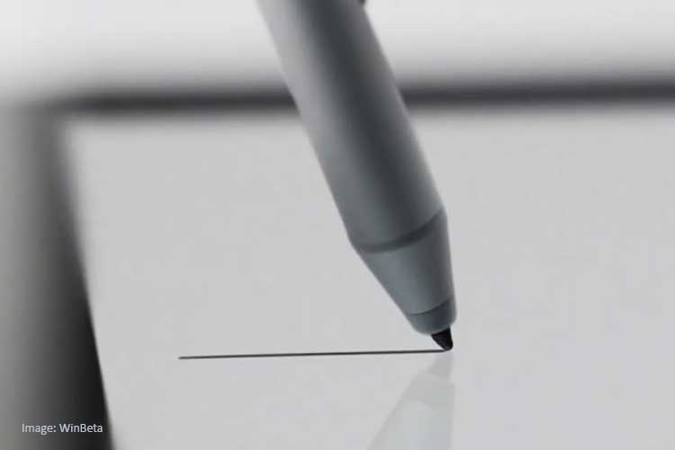 MICROSOFT PATENTS NEW RECHARGEABLE SURFACE PEN