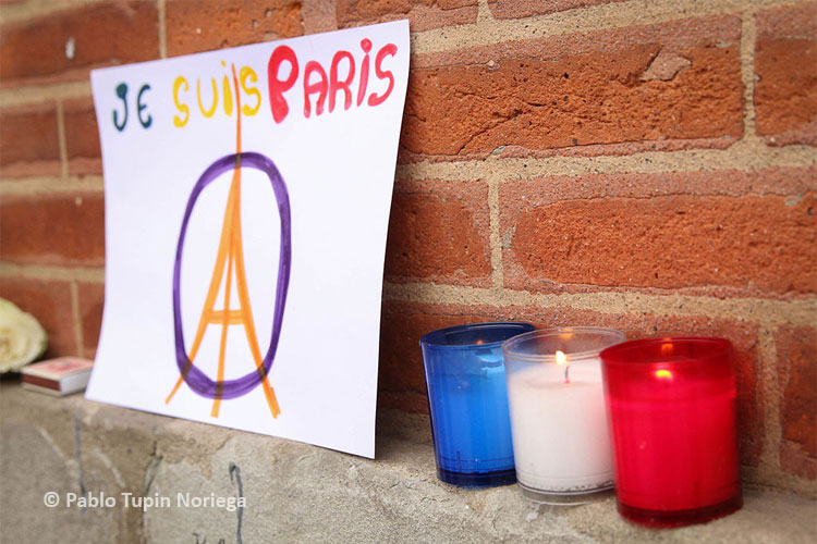 'Je suis Paris' and 'Pray for Paris' cannot be trademarked!